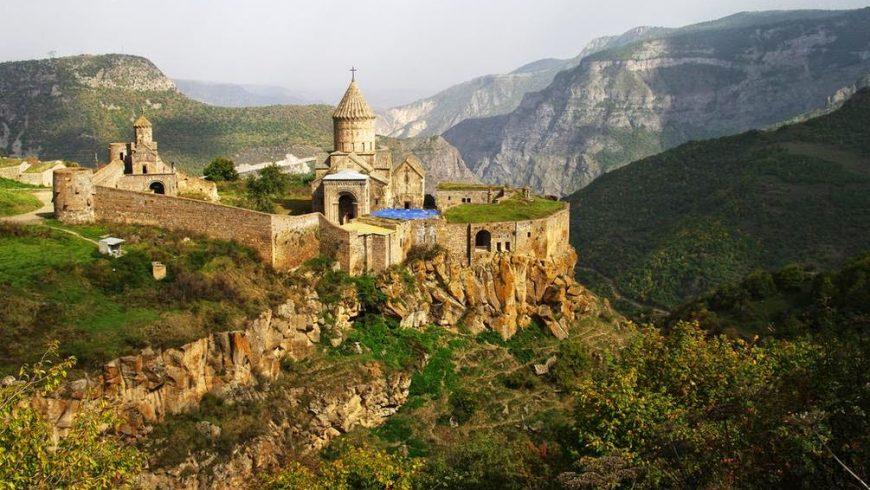 VIAGGIO IN ARMENIA E GEORGIA