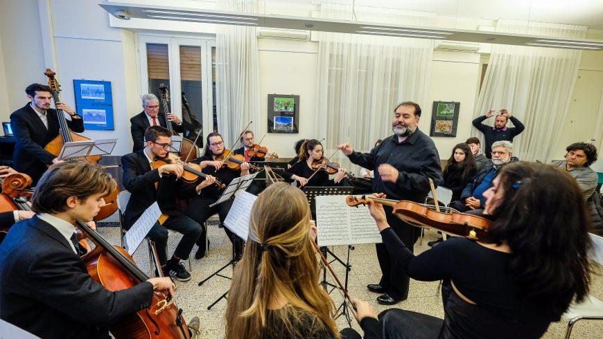 Presentazione della nuova Groane Youth Symphony Orchestra: tutte le foto!
